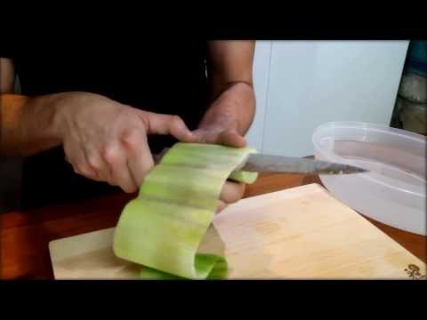 Cucumber Sushi Roll Recipe - Japanese Food Recipe