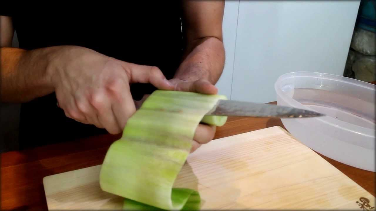 Cucumber Sushi Roll Recipe Japanese Food Recipe Youtube