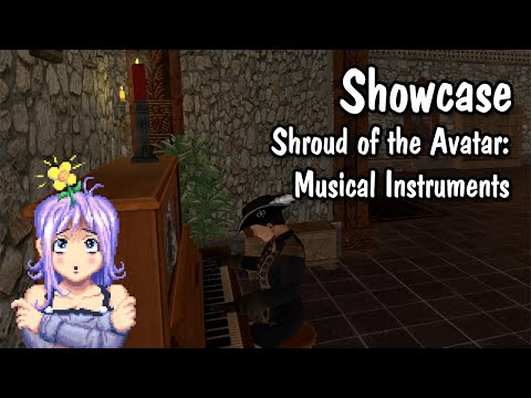 Showcase: Musical Instruments - Shroud of the Avatar (Video Game Music)