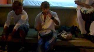 Bester Djembe Spieler den wir jeh gesehen haben*** The best Djembe Drummer in the World