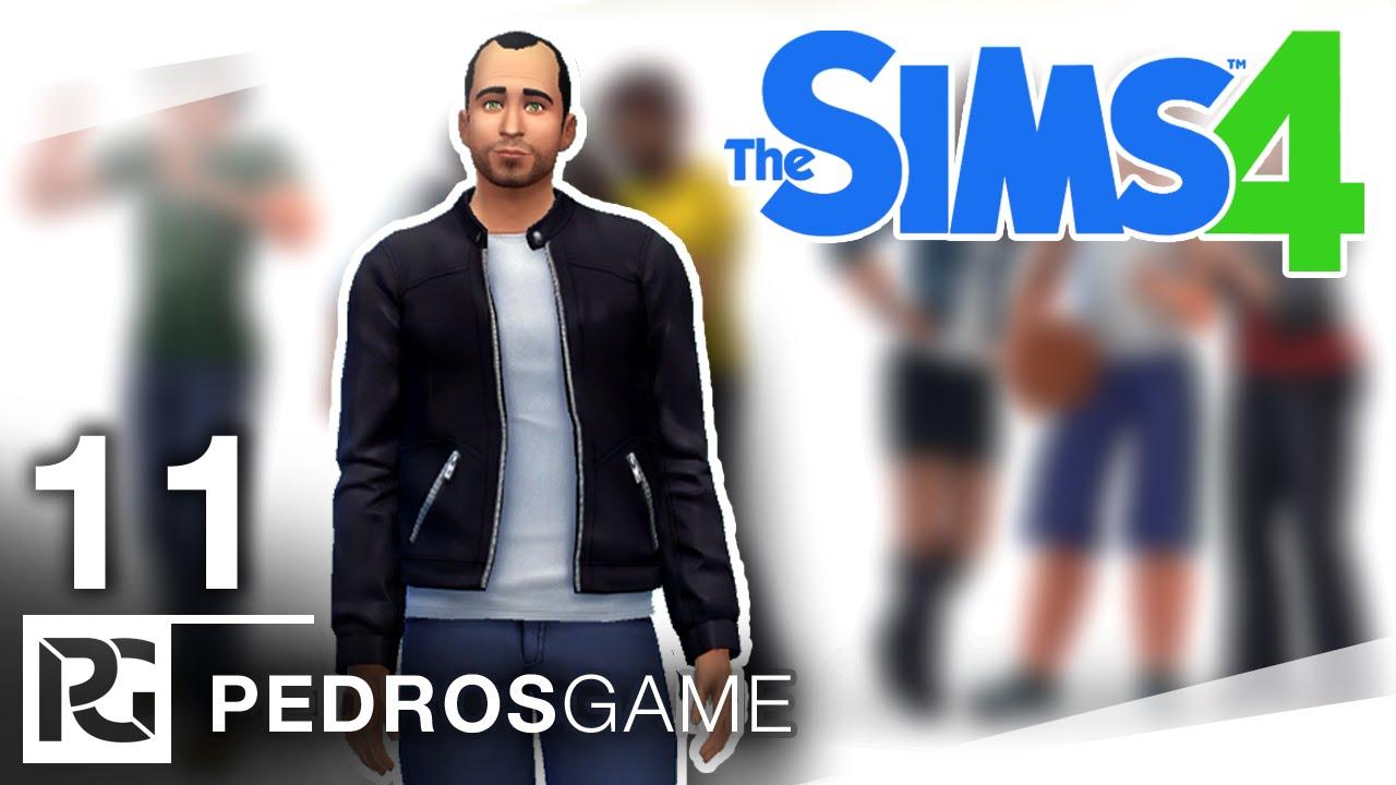 Pedro žije The Sims 4 | E11   Balím Paní Pedrovou   YouTube