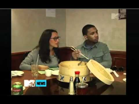 """First Date with MTV - Lil B """"The BasedGod"""""""