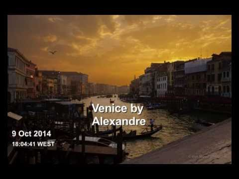 I love you, Venice!