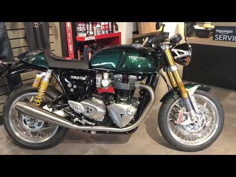 Colour Triumph Thruxton R !