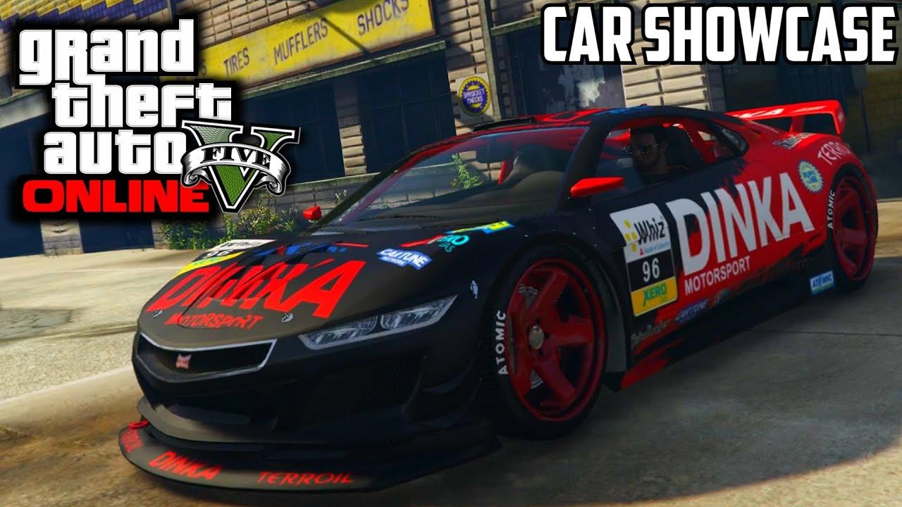Gta Dinka Jester Racecar Car Showcase Youtube