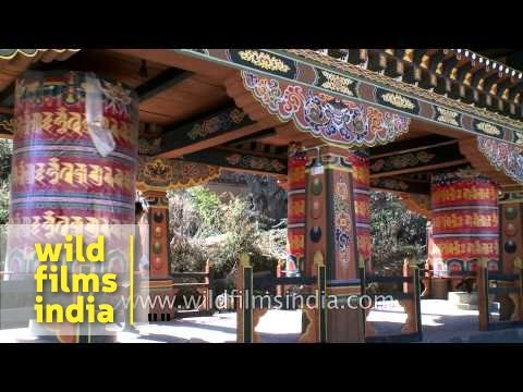 Kyichu Lhakhang -  one of the oldest temples in Bhutan