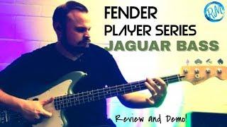 Fender Player Series Jaguar Bass Review