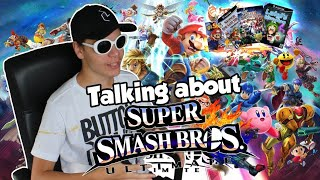TALKING ABOUT Super Smash Bros. Ultimate (Simon Belmont, King K. Rool, Richter, Chrom AND MORE..)