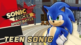 Sonic Forces: Speed Battle - Sonic Movie Event