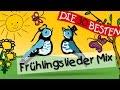 Frühlingslieder Mix || Kinderlieder