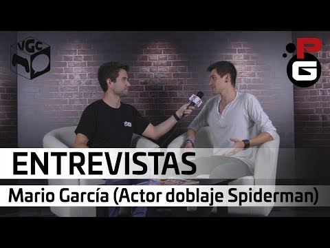 Entrevista a Mario García | Actor de doblaje de Spiderman | PureGaming