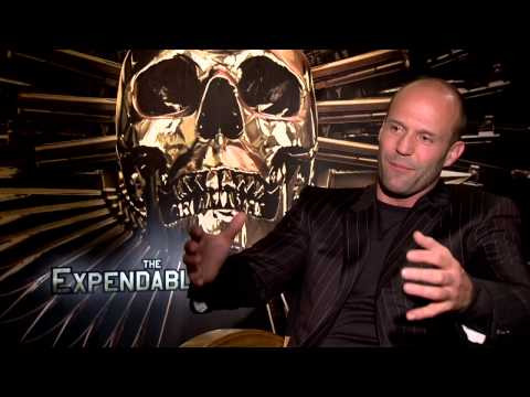 The Expendables 2 - Interview with Jason Statham