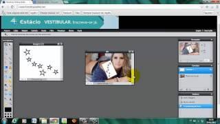 video aula como colocar tatuagem pelo Fotoshop Online Grátis