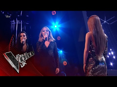 Belle Voci VS Scarlett Quigley - 'Smells Like Teen Spirit': The Battles | The Voice UK 2018