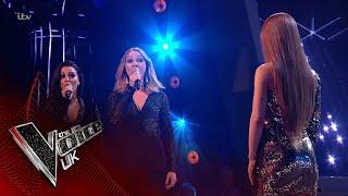 Belle Voci VS Scarlett Quigley - 'Smells Like Teen Spirit': The Battles   The Voice UK 2018.mp3