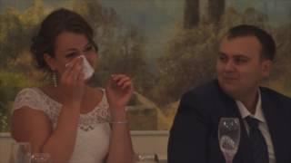 Трогательное поздравление сестре от брата на свадьбу