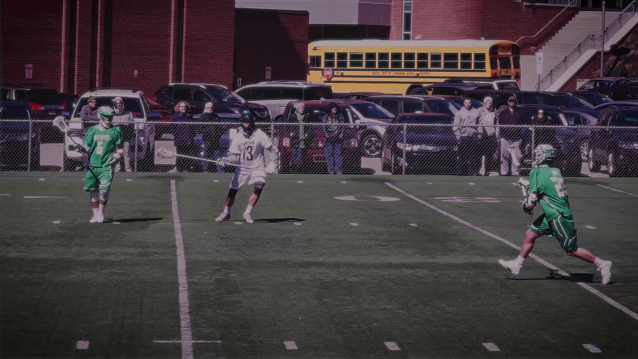 South Fayette Boys Lacrosse vs Central Catholic 3-23-19
