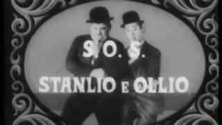 Stanlio & Ollio - Titoli di testa italiani 3