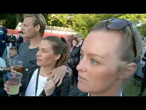 2016.09. 06.  Kim Larsen spillede for 2200 på Den Grønne   Nyborg