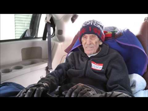 World War ll Vet w/Alzheimer's gets a day out. You won't believe where he wants to go