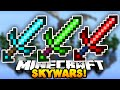 """Minecraft SKY WARS #3 """"OVERPOWERED GEAR!"""" w/ PrestonPlayz"""