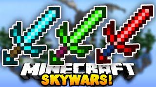 Minecraft SKY WARS #3 'OVERPOWERED GEAR!' w/ PrestonPlayz
