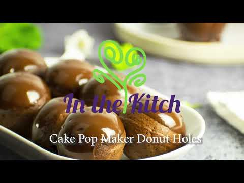 How To Make Donut Holes In A Cake Pop Maker