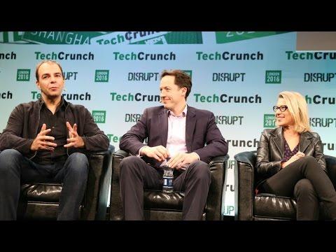 Sapphire, TCV, and FJ Labs on Impacts and Uncertainties at Disrupt London 2016