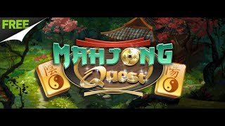 Mahjong Quest | Free to Play | Gameplay