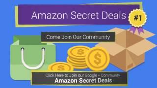 Amazon Secret Deals