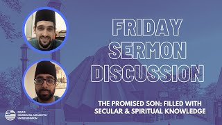The Promised Son; Filled with Secular & Spiritual Knowledge