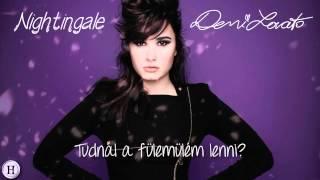 Demi Lovato - Nightingale (magyar) [720p]