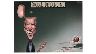 5 scathingly funny cartoons about Joe Biden's shaky campaign