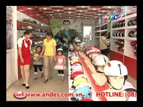 [Andes helmets] Hãy đội mũ bảo hiểm cho trẻ em -Tiểu phẩm