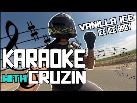 Karaoke With Cruzin / Vanilla Ice - Ice Ice Baby
