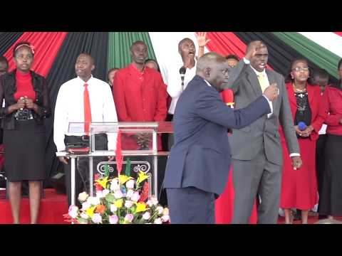 Sunday Service 10th September 2017 Bishop Dr. Thomas Muthee - Bitterness under Trial