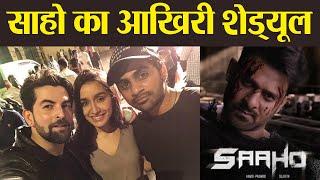 Prabhas & Shraddha Kapoor's Saaho second schedule shooting start in Mumbai | FilmiBeat