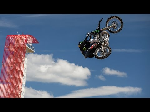 2016 Monster Energy Highrollers FMX Contest TransWorld Motocross video