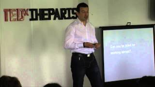 To Travel for Work and Live to Tell the Tale | Arnold Denes | TEDxIHEParis