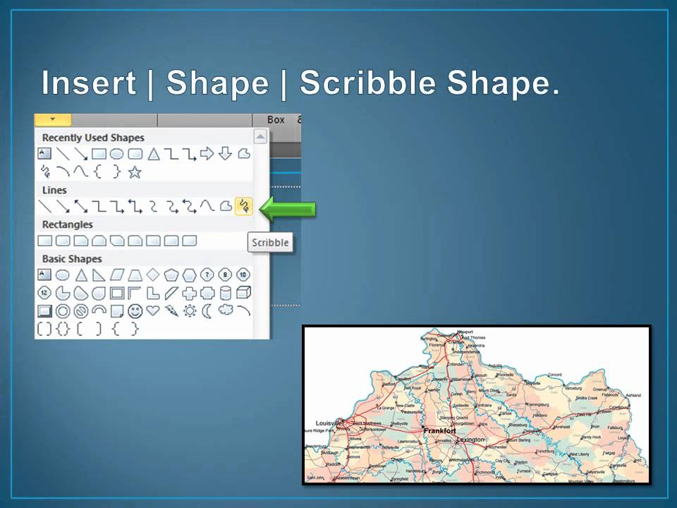 how to create an animated map in powerpoint youtube