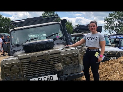 Land Rover Defender 90 200Tdi - Off Road Ready Intro