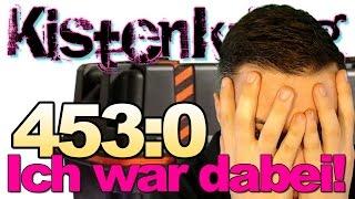 CoD Kistenkrieg: 453:0 Ich war dabei!