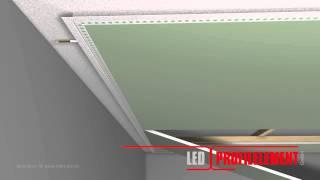 SNL Montage Inkl. LED Einbau. Aktualisierte Version von 09.Dez.2013