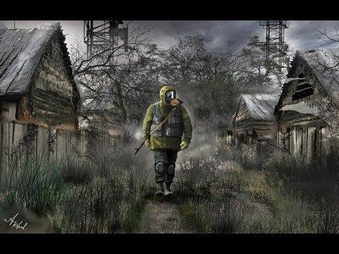 S.T.A.L.K.E.R. - Call of Chernobyl - сталкер одиночка, часть 3