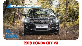 2018 Honda City VX - Full Review