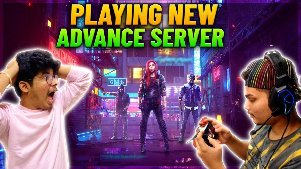 Download Garena Free Fire - New Advanced Server Live    Upcoming All New Updates 😱- Garena Free Fire