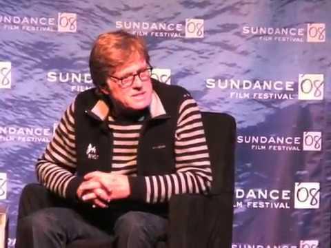Robert Redford, Sundance 2008