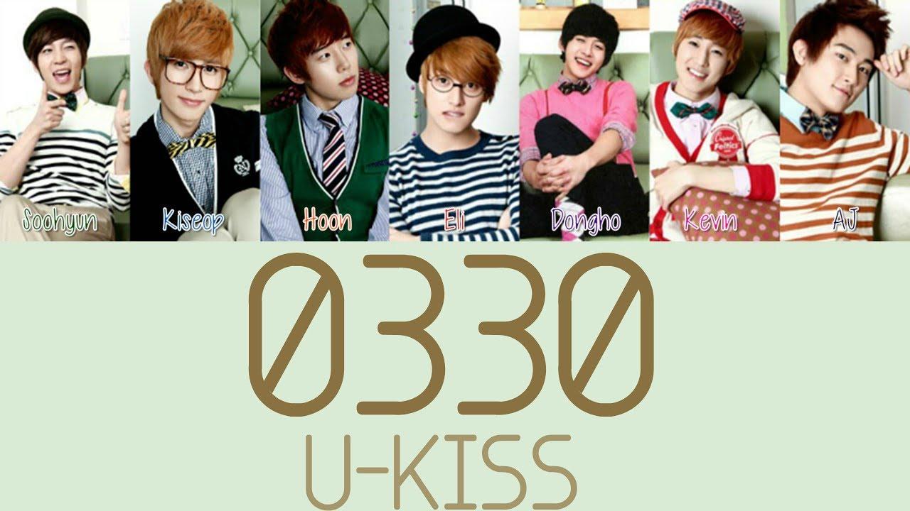 u-kiss 0330