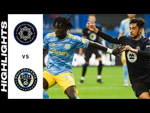 Montreal Philadelphia Union Goals And Highlights