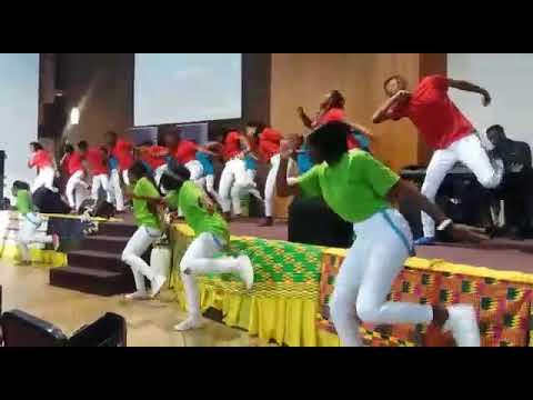 SA church -- joyful noise